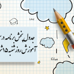 جدول پخش برنامه درسی شبکه آموزش روز شنبه 15 شهریور ۹۹